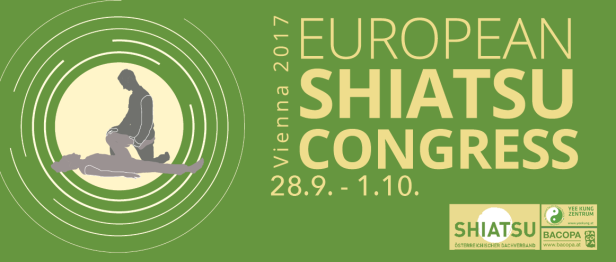 European Shiatsu Congress 2017 logo