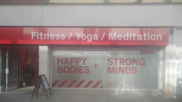 Yoga 42 Leith